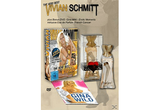 "The very Best of Vivien Schmitt - Special-Edition mit Parfum ""French Cancan"" - (DVD)"