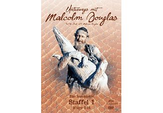 Unterwegs mit Malcolm Douglas - Staffel 1 - Episode 1-16 [DVD]