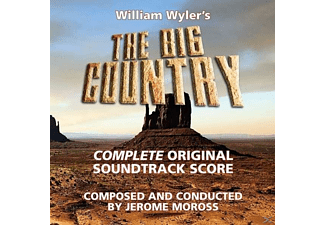 OST/VARIOUS - The Big Country - (CD)