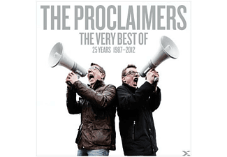 The Proclaimers - The Very Best Of 25 Years - (CD)
