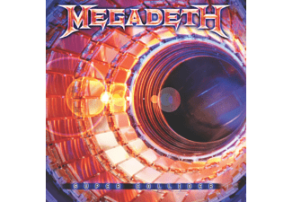 Megadeth Super Collider LTD