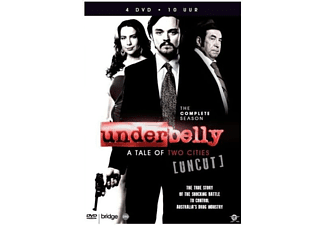 Underbelly - A Tale Of Two Cities | DVD