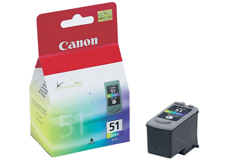 CANON CAN22310 CL-51 Renkli Kartuş