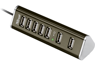 TRUST 15140 HU-5870V 7 Port USB 2.0 Mini Hub