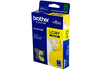 BROTHER LC-38Y Sarı Kartuş