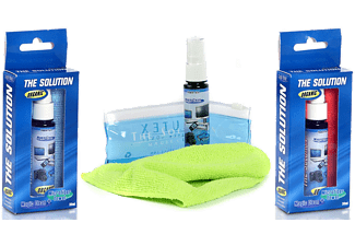 THE SOLUTION 30 ml Mikrofiber Bez ve Ekran Temizleme Spreyi