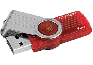 KINGSTON 8 GB DataTraveler 101 Gen 2 USB 2.0 USB Bellek DT101G2/8GBZ