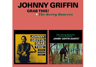Johnny Griffin - Grab This!/The Kerry Dancers - (CD)