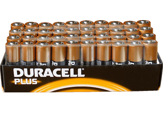DURACELL Plus Power AA MN1500 LR6 40 Stück