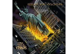 Wolfs Moon - Curse The Cult Of Chaos [CD]