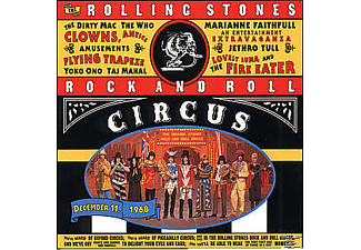 The Rolling Stones - Rock'n'roll Circus [CD]