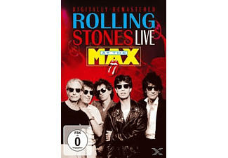 The Rolling Stones - The Rolling Stones: Live At The Max [DVD + Video Album]