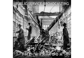 Public Service Broadcasting - The War Room EP - (Vinyl)