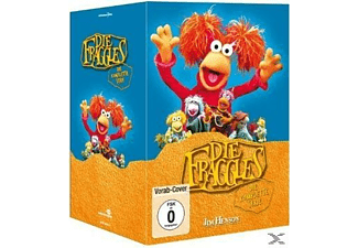 Die Fraggles - Komplettbox DVD-Box [DVD]