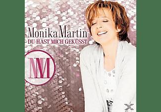 monika martin du hast mich gek sst schlager volksmusik cds media markt. Black Bedroom Furniture Sets. Home Design Ideas