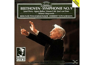VARIOUS, Perry/Baltsa/Cole/Dam/Karajan/BP - Sinfonie 9 [CD]