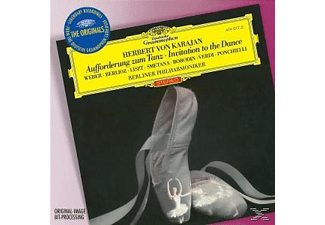 Carl August Nielsen, Herbert Von Bp/karajan - Invitation To Dance - (CD)