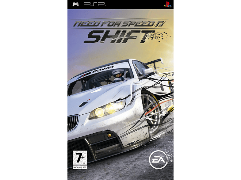 Need for Speed: Shift gaming φορητές κονσόλες games psp   deactivated gaming   offline sony psp παιχνί