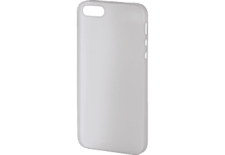 HAMA Ultra Slim Backcover Apple iPhone 5, iPhone 5s, iPhone SE Kunststoff Weiß