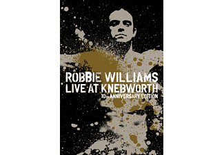 Robbie Williams - Live At Knebworth - 10th Anniversary Edition [DVD + Video Album]