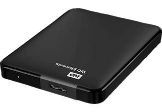 1.5TB externe 2.5 Zoll Festplatte WD Elements Portable