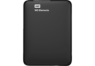 WESTERN DIGITAL Elements Portable 1.5 TB 3.0 USB 2.5 inch Black