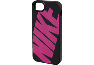 HAMA Handy-Cover Nike Classic, Backcover, iPhone 5, iPhone 5s, iPhone SE, Pink/Schwarz