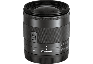 CANON EF-M 11-22mm IS STM Weitwinkel für Canon EF-M , 11 mm - 22 mm , f/4-5.6