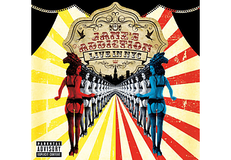Jane's Addiction - Live In NYC (CD)