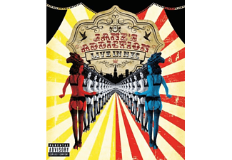 Jane's Addiction - Live in NYC (Blu-ray)