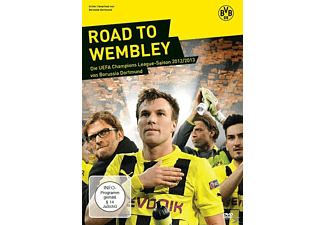 Road To Wembley - Die Champions League Saison 2012/2013 von Borussia Dortmund - (DVD)