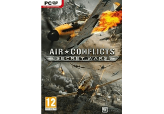 Air Conflicts: Secret Wars PC