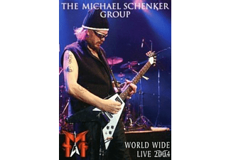 Micha Schenker - World Wide Live 2004+Bonus C [DVD]