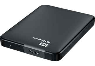 WESTERN DIGITAL Elements Portable WDBUZG5000ABK - 500 GB - USB 3.0