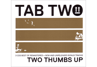 The Tab Two - TWO THUMBS UP [CD]