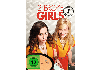 2 Broke Girls - Staffel 1 [DVD]