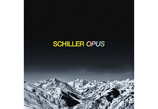 Schiller - Opus (Deluxe Edition) [CD]