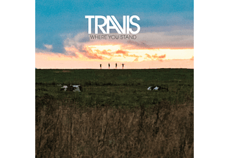 Travis - WHERE YOU STAND [CD]