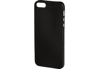 HAMA Handy-Cover Ultra Slim, Backcover, iPhone 5, iPhone 5s, iPhone SE, Schwarz