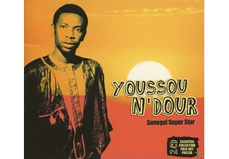 Youssou N'Dour - Senegal Super Star-Essential Collection [CD]