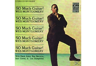 Wes Montgomery - So Much Guitar! [CD]