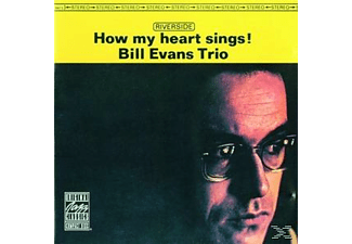Bill Evans Trio - HOW MY HEART SINGS! (OJC REMASTERS) [CD]