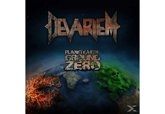 Devariem - Planet Earth Ground Zero [CD]