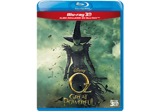 Oz: The Great and Powerful | 3D Blu-ray