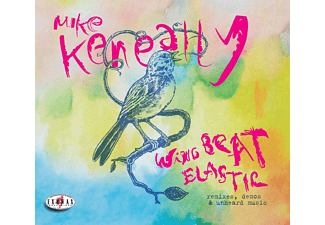 Keneally, Mike/Partridge, Andy - Wing Beat Elastic: Remixes, Demos & Unheard Music [CD]