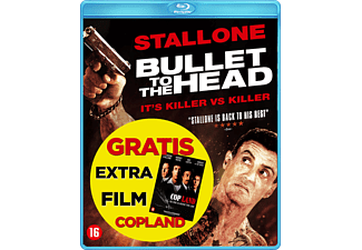 Bullet to the Head + Copland | Blu-ray