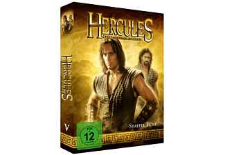 Hercules: The Legendary Journeys - Staffel 5 [DVD]