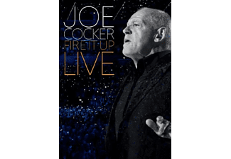 Joe Cocker - FIRE IT UP (LIVE) [Blu-ray]