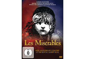 Les Misérables - 10th Anniversary Concert At The Royal Albert Hall - (DVD)