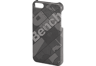 BENCH Geometric Design Backcover Apple iPhone 5, iPhone 5s, iPhone SE Kunststoff Grau